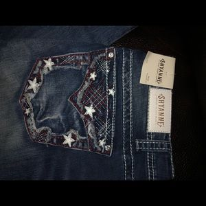 Shyanne Jeans NWT W34 Midrise boot